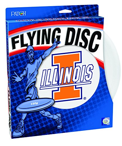 Patch Products Illinois Flying Disc