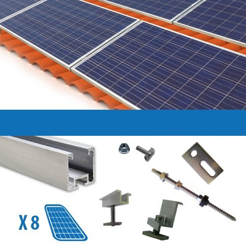 kit-de-fijacion-para-techos-de-8-panel-solar-fotovoltaica-de-250-w-2-kw-con-tejas