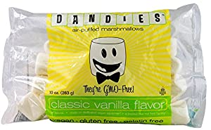 Dandies Original Vanilla Marshmallows, 10 oz