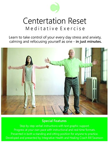 Centertation Reset Meditative Exercise