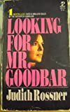 Looking for Mr. Goodbar Judith rossner