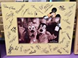 Disney Park Character Signature 4 x 6 inch Photo Frame NEW