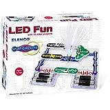 Elenco Electronics SCP-11 Snap Circuits LED Fun Science Kit