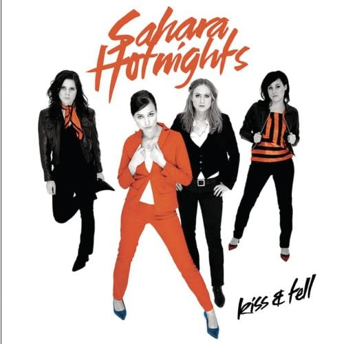 Amazon.com: Sahara Hotnights: Kiss & Tell: Music