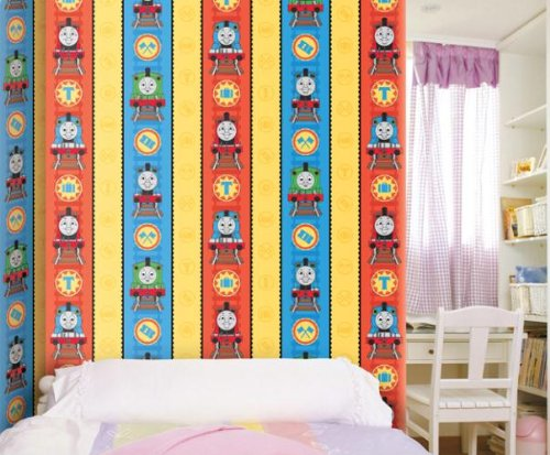 Thomas The Tank Engine Wall Decals