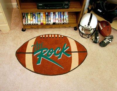 Fanmats Slippery Rock Football Rug 20.5