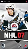 NHL 07 2007 Hockey Sony PSP Game