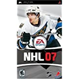 NHL 07 - Sony PSP ~ Electronic Arts