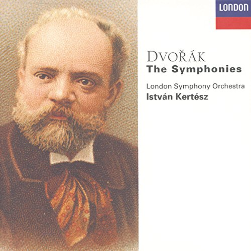 Dvorak: The Symphonies (Dvorak Symphonies Kertesz compare prices)