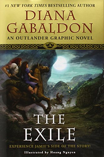 The Exile : An Outlander Graphic Novel (Del Rey Books)