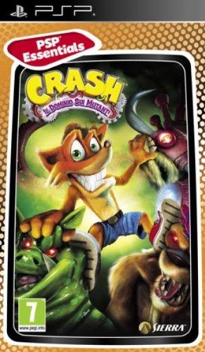 Crash Bandicoot: Mind over Mutant Essentials /PSP