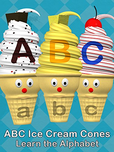ABC Ice Cream Cones