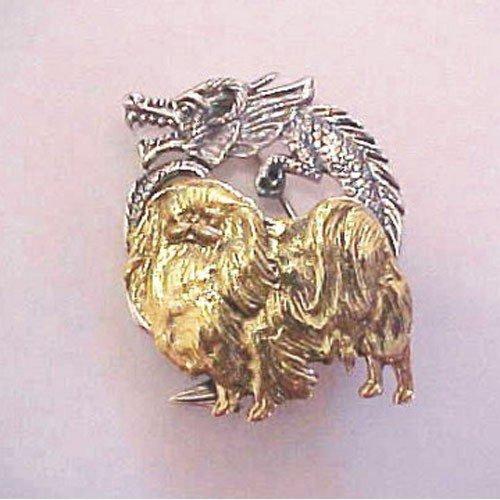 Japanese Chin Breed Origin Pin