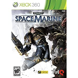 Warhammer 40,000: Space Marine<br /> Video Game for Xbox 360