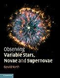 Observing Variable Stars, Novae and Supernovae