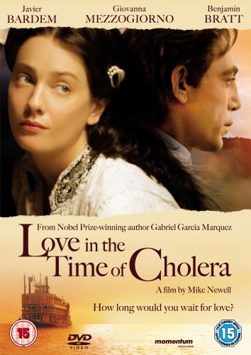 Love in the Time of Cholera [DVD]