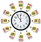 Eureka Telling Time Bulletin Board Sets