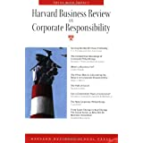 "Business Review on Corporate Responsibility (""Harvard Business Review"" Paperback)by Harvard Business Review"