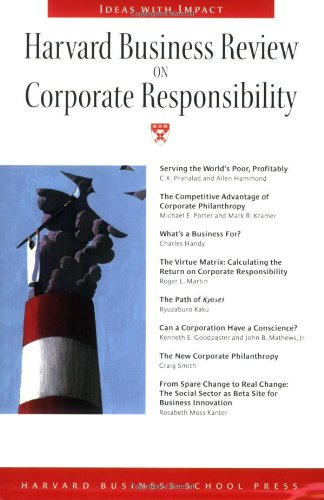 review of corporate responsibility The rise of the concept of corporate social responsibility during the past decades resulted to the continuous debate about the exact meaning of the term the only generally accepted view about the term csr is that is a concept which covers several aspects.