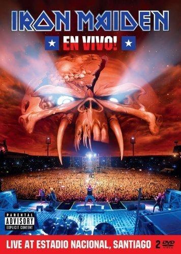 DVD : Iron Maiden - En Vivo! [Explicit Content] (2 Disc)
