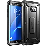 Samsung Galaxy Note 7 Case, SUPCASE Full-body Rugged Holster Case WITHOUT Screen Protector for Samsung Galaxy Note 7 (2016 Release), Unicorn Beetle PRO Series (Black/Black)