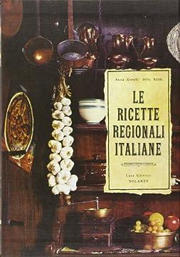 Cover Le ricette regionali italiane