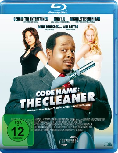 Codename: The Cleaner [Blu-ray]