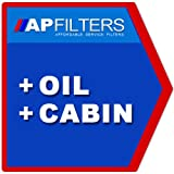 OIL CABIN FILTER SERVICE KIT Toyota Land Cruiser 4