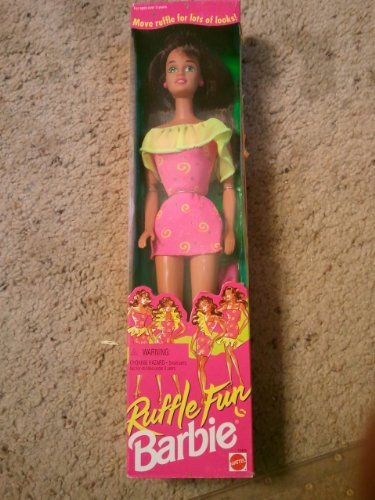 Ruffle Fun Barbie