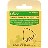 Clover Triangle Tailors Chalk, Yellow