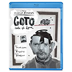Goto Isle of Love [Blu-ray]