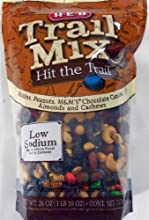 HEB Trail Mix 26oz Bag Pack of 3 Hit the Trail - Low Sodium
