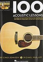100 Acoustic Lessons - Guitar Lesson Goldmine Series