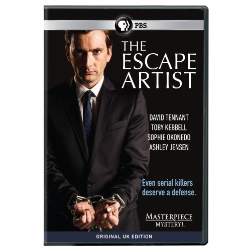 Masterpiece Mystery: The Escape Artist (Artist Central Store compare prices)