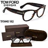 TOM FORD(トムフォード)メガネ:有名人多数愛用の大人気ブランド!!TF5040 182