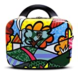 Romero Britto Luggage 12
