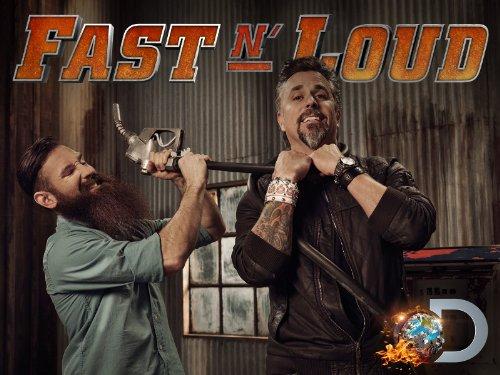 Amazon.com: Fast N' Loud Season 5: Amazon Digital Services LLC