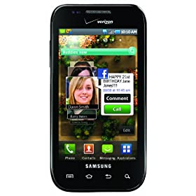 Samsung Fascinate Android Phone