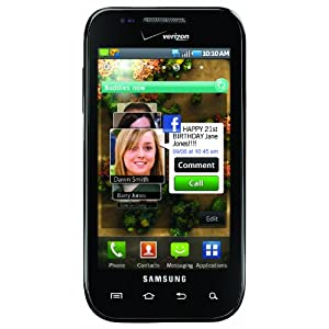51B2vPhPNlL. SL500 AA300  Samsung Fascinate Android Phone For Verizon   $0.01 Shipped