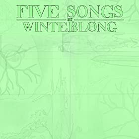 cover of WINTERLONG – FIVE SONGS EP