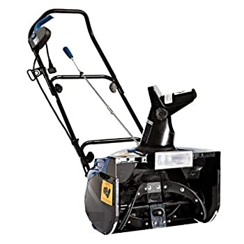 Built to handle big driveways and deep snowfalls, the snow joe ultra sj623e with 20-Watt halogen light can move 720-Pounds of snow per minute. It cuts a swath 18 inches wide and 10-Inch deep with each pass, and a scraper blade efficiently scrapes the...
