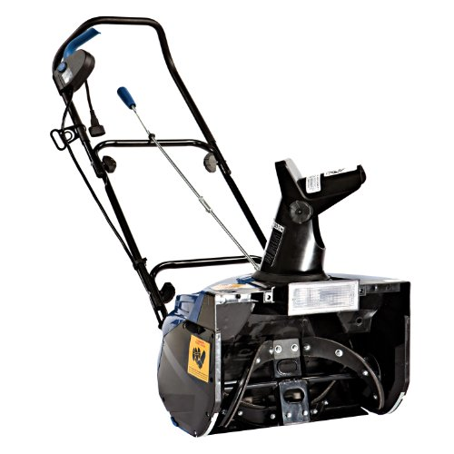 Snow Joe Ultra SJ623E 18-Inch 15-Amp Electric Snow Thrower with Light (Garden Machine compare prices)