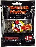 Türkisch Pfeffer Salmiakbonbons, 20er Pack (20 x 100 g Beutel)