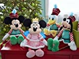 Hallmark Disney Nutcracker Sweets Mickey Mouse Plush