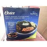Oster TSP100 Serving Platter with Center Warming Pot