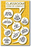 Classroom Code of Conduct - New Classroom Motivational Poster