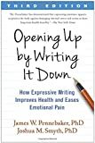"James Pennebaker and Joshua Smyth, ""Opening Up by Writing it Down: How Expressive Writing Improves Health and Eases Emotional Pain"" (Guilford Press, 2016)"