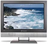 Polaroid TLX-01511C LCD TV and PC monitor, high-definition 15.4-inch digital
