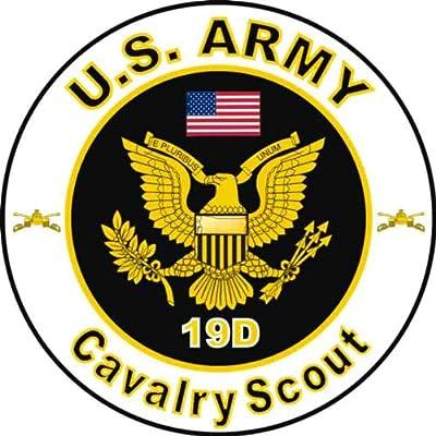 U.S. Army Cavalry Scout MOS