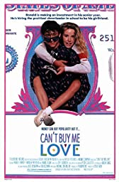 Unframed canvas prit poster Can\'t Buy Me Love Movie Style A 24x36inch(60x90cm)
